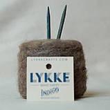 Съемные стандартные спицы Lykke Driftwood 5, фото 3