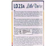 Измеритель (тонометр) артериального давления цифровой LITTLE DOCTOR модель LD-23A автоматический с адаптером, фото 2