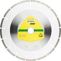 Диск алмазний відрізний Klingspor DT 300 U Extra (350x22.23 мм) (325350)