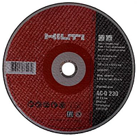 Круг отрезной HILTI AC-D 230Х2,5Х22,3 (упаковка 25шт.)