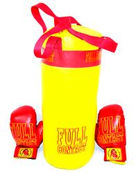 Детский боксерский набор.Детская груша и перчатки.