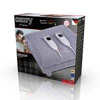 Электрическое подкладочное одеяло, простынь 150х160см с таймером Camry CR 7417, фото 1