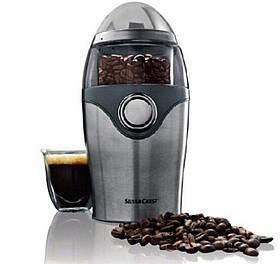 Электрическая кофемолка Silver Crest Kitchen Tools мощность 150 Вт
