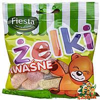 Жевательные конфеты Zelki Kwasne