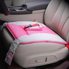 Автомобильный адаптер ремня безопасности для беременных с мягким ковриком для сиденья