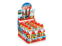 Дед Мороз шоколадный с сюрпризом 120 гр. ANL