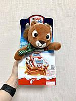"""Kinder Maxi Mix с мягкой игрушкой """"Бельчонок"""""""