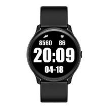 Умные смарт часы King Wear KW13 с AMOLED дисплеем и влагозащитой IP68 (Черный), фото 2