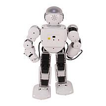 """Радіокерований робот """"Зет Альфа"""" стріляє присосками (Білий), фото 3"""