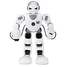"""Радіокерований робот """"Зет Альфа"""" стріляє присосками (Білий), фото 2"""