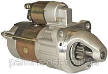 2873D202 Стартер 12V для двигуна Perkins 1004