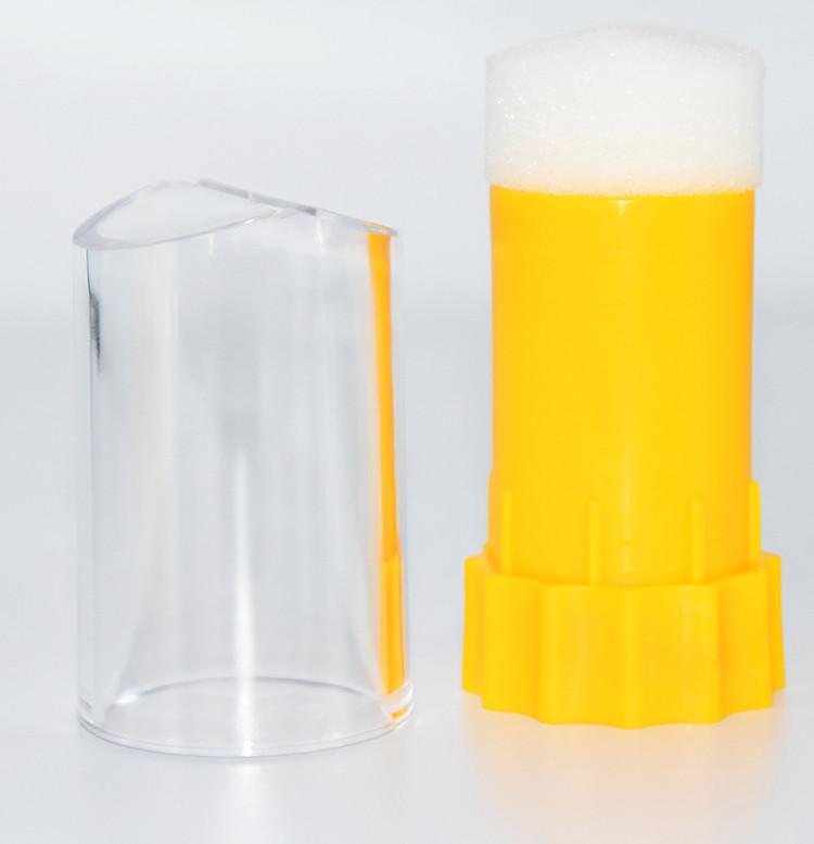Трубка Флобер для метки пчеломатки с цилиндром