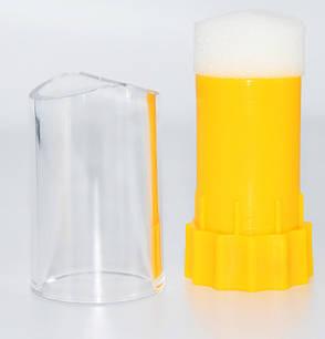 Трубка Флобер для метки пчеломатки с цилиндром, фото 2