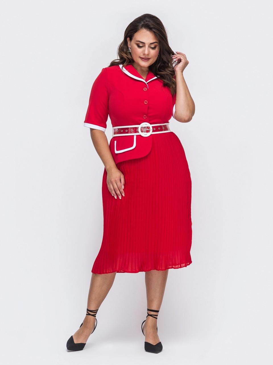 Платье 401119/1 42