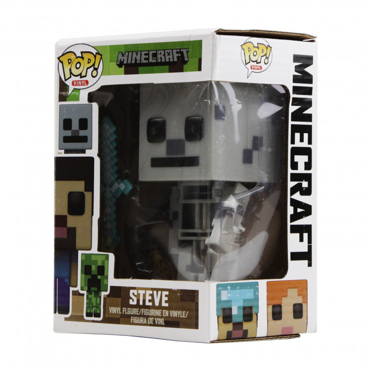 """Фигурка METR+ """"Pop Minecraft"""", """"Skeleton"""", 18892-002"""