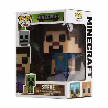 "Фигурка METR+ ""Pop Minecraft"", ""Steve"", 18892-003, фото 2"