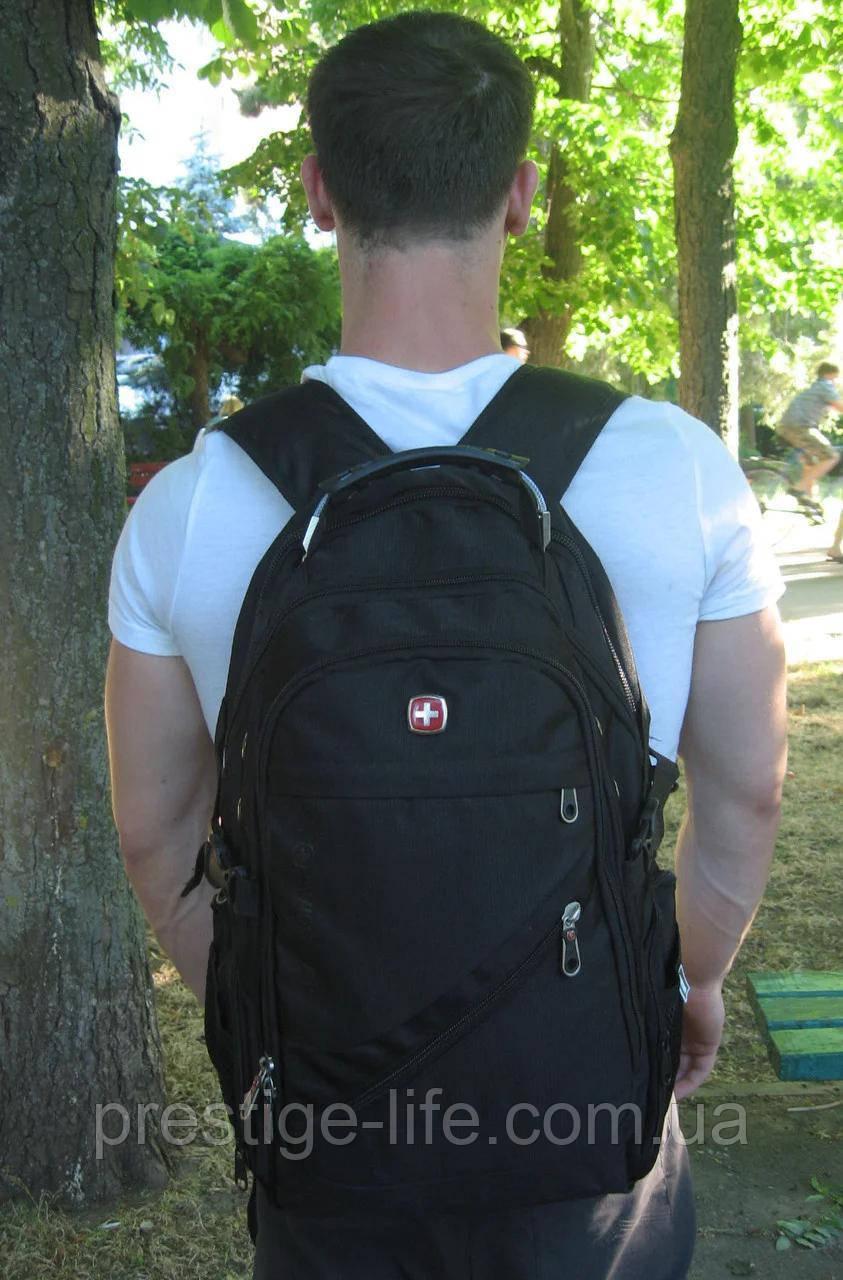 Универсальный городской рюкзак Swiss Bag 8810 (аналог швейцарского рюкзака Swissgear)