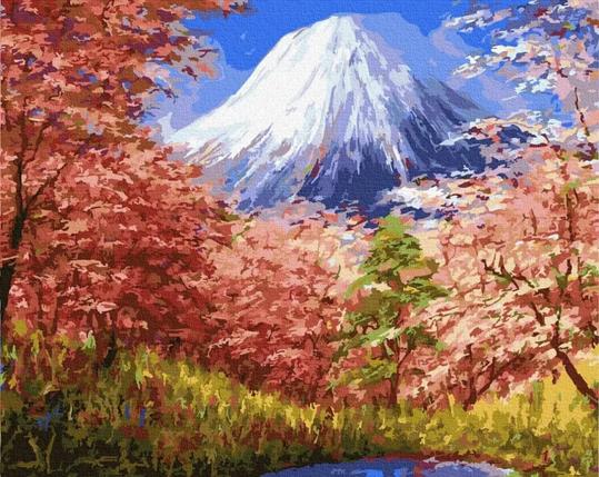 "Картина за номерами Rainbow Art ""Фудзіяма"", 40*50см, GX30191, фото 2"
