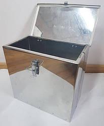 Ящик для переноса дымаря, нержавеющая сталь