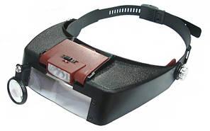 Бинокуляры MG81007A с Led подсветкой, фото 2