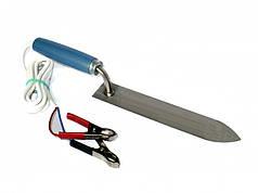 Нож пасечный ч/м, электрический 230 мм (40 Вт) 12В