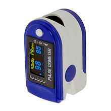 Пульсоксиметр на палець Fingertip Pulse Oximeter LYG - 88