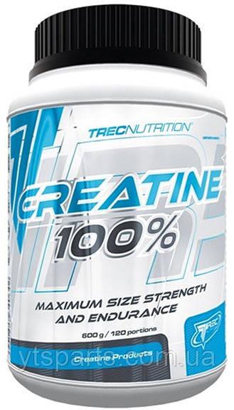 100% Creatine Trec Nutrition (600 гр.)