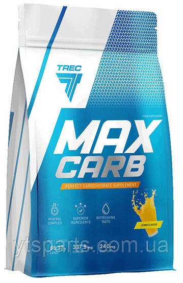 Max Carb Trec Nutrition (1000 гр.)