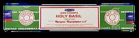 Благовония натуральные Нагчапмпа Священный Базилик, Туласи, Nag champa Holly Basil (15gm)