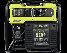 Инверторный генератор Könner&Söhnen K&S BASIC KSB 35i (3,5 кВт, 220V)