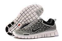 Кроссовки мужские беговые Nike Free Run 6.0 (найк фри ран) серые