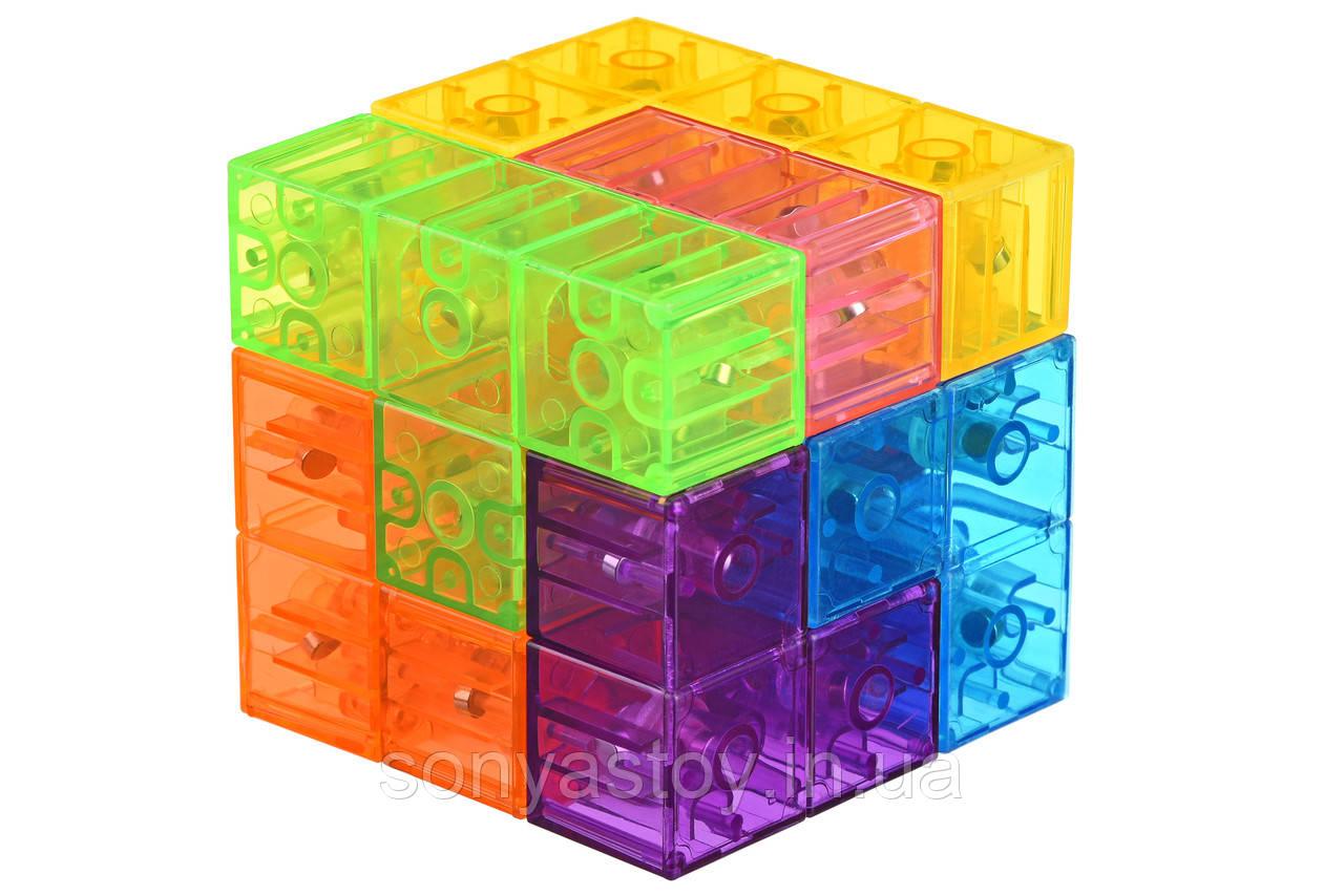 Магнитная головоломка IQ Magnetic Click-Puzzle, Same Toy, 3+