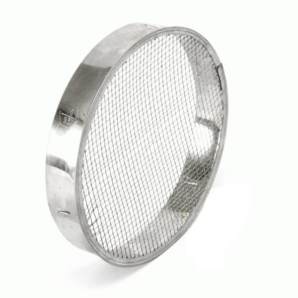 Колпачок для подсадки матки круглый 120 мм, нержавеющая сталь