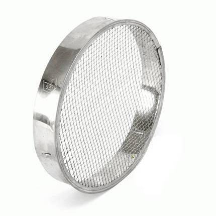Ковпачок для підсадки матки круглий 120 мм, нержавіюча сталь, фото 2