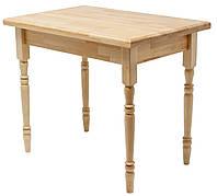 Стол обеденный деревянный 015