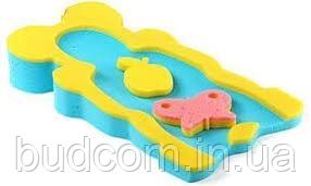 Вклад в ванну детский поролон Адик (46х27см)