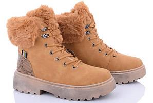 Стильные ботинки женские зимние 36-41