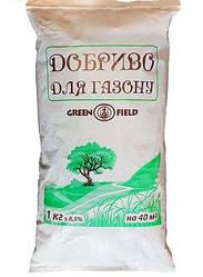 Удобрение для газонов Green Field 1 кг