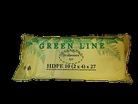 Пакеты фасовочные 10*(4)*27 Green Line (плотный)