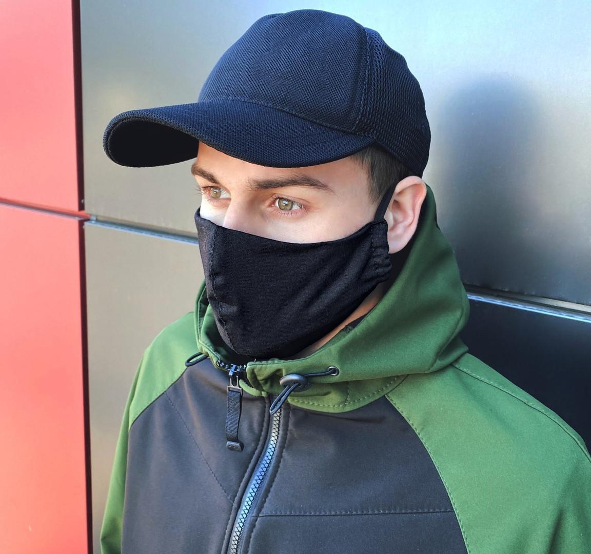 Комплект многоразовых масок Pobedov (5 штук)