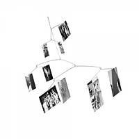 """Держатель для фото подвесной """"Ветвь"""" на 9 снимков, фото 1"""