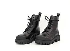 Демисезонные женские ботинки Balenciaga Strike. ТОП Реплика ААА класса., фото 3