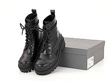 Демисезонные женские ботинки Balenciaga Strike. ТОП Реплика ААА класса., фото 2