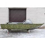 Ветровое стекло Днепр (Элит А) материал АКРИЛ Dnepr Elit K, фото 4