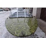 Ветровое стекло Днепр (Элит А) материал АКРИЛ Dnepr Elit K, фото 3