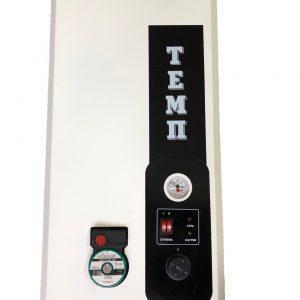 Котел електричний ТЕМП 6 кВт. 220/380 Вт з насосом і баком