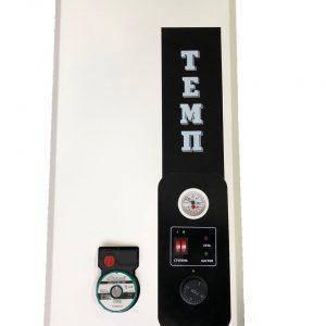 Котел електричний ТЕМП 6 кВт. 220/380 Вт з насосом і баком, фото 2