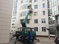Автовышка рабочей высотой 25м на базе MAN 8.150F