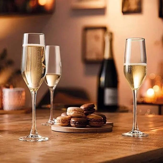 Набор бокалов для шампанского Luminarc Celeste 160 мл 6 шт (L5829)
