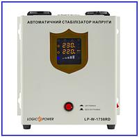 Стабилизатор LogicPower 1000Вт LP-W-1750RD релейный, фото 1